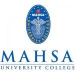 Mahsa University College Logo